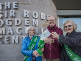 Macmillan Cancer Support donation