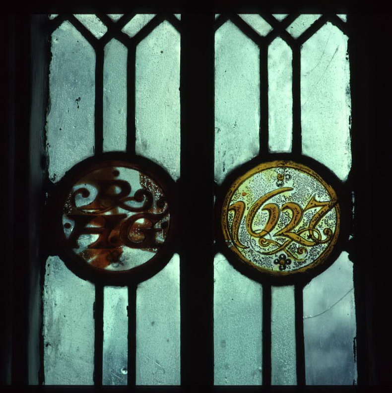 Swinsty Hall window